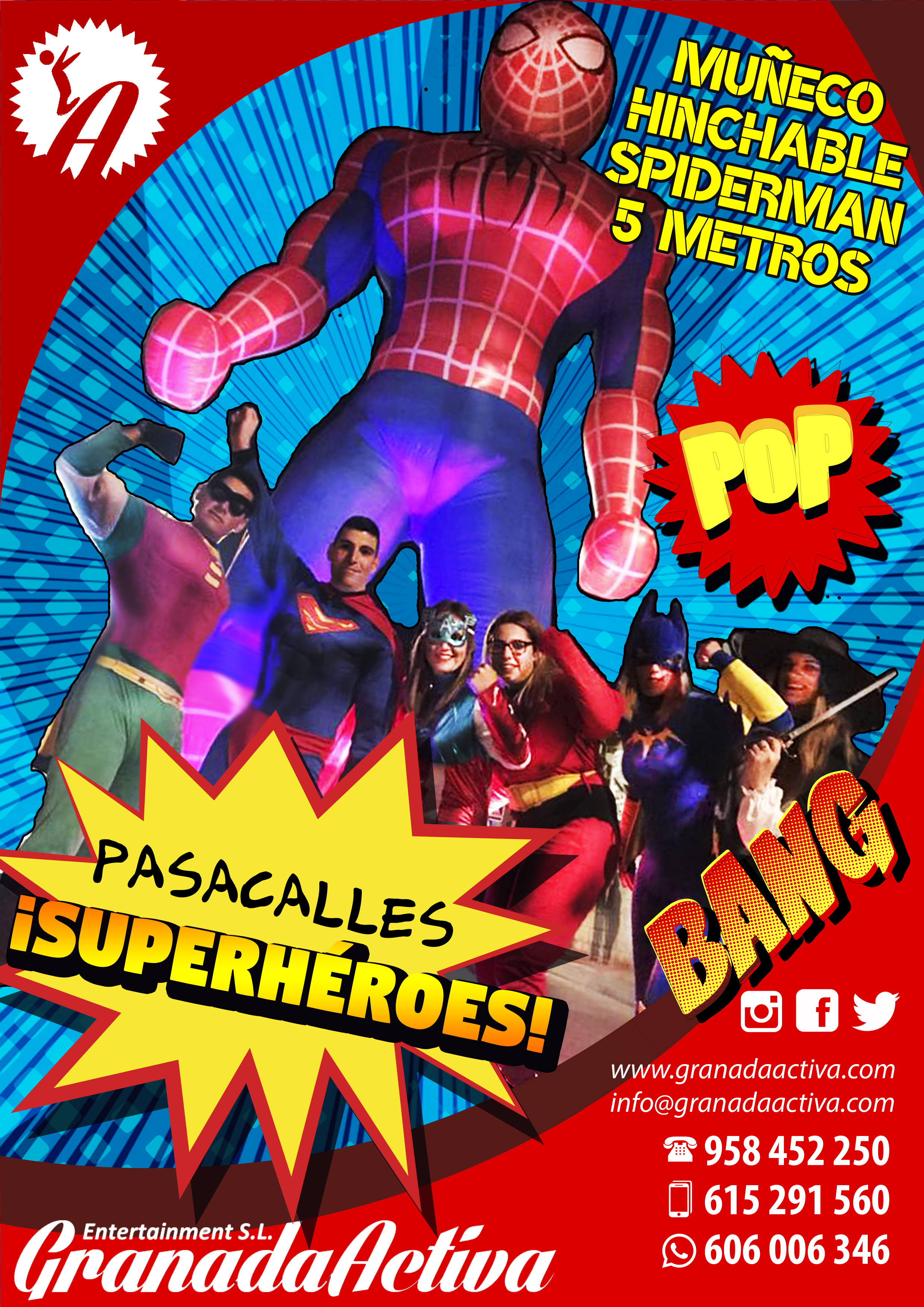CARTEL Superheroes